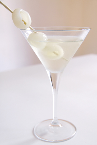 Lychee martini recipe for Cocktail litchi