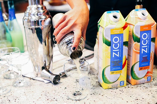 Drink recipes and cocktails that begin with z